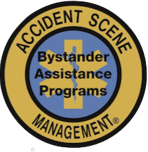 Accident Scene Badge
